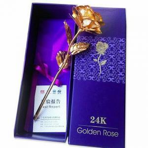 شاخه گل رز طلای نانو-تصویر 3