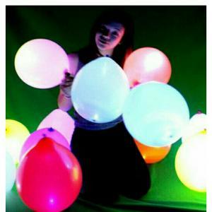 بادکنک رنگی چراغ دار LED-تصویر 2