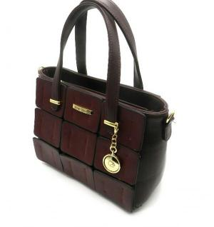 کیف چرم طبیعی زنانه مناسب برای استفاده روزمره
