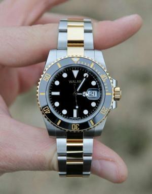 ساعت مچی طرح Submariner Date-تصویر 3