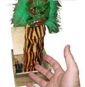 صندوقچه وحشت جهنده-تصویر 3