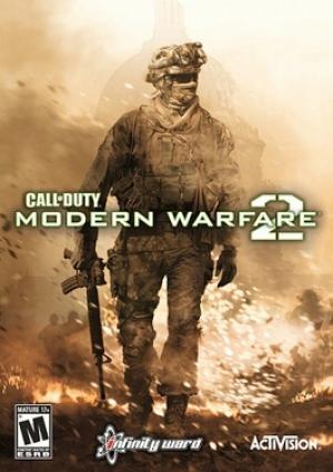 بازی کامپیوتر call of duty mw2