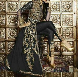 لباس مجلسی هندی-تصویر 4