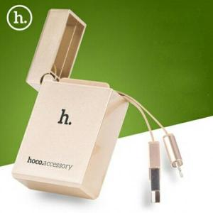 کابل طرح فندک Hoco Lightning Cable-تصویر 2