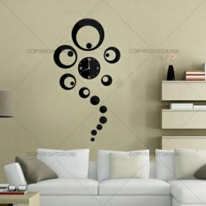 ساعت دیواری طرح مژده-تصویر 3