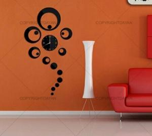 ساعت دیواری طرح مژده-تصویر 5