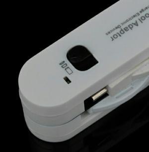 ست شارژر و دیتای 3 در یک USB-تصویر 2