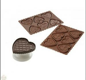 قالب سیلیکونی شکلات