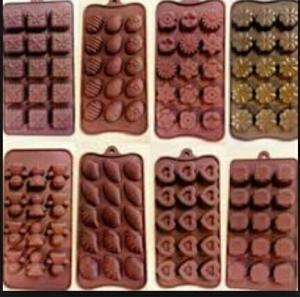 قالب سیلیکونی شکلات-تصویر 5