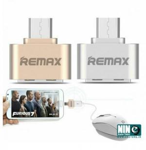 تبدیل Remax OTG Micro USB converter-تصویر 3