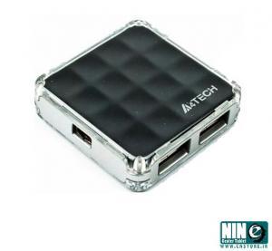 هاب 4 پورت USB ای فورتک مدل HUB-56