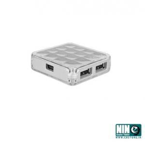 هاب 4 پورت USB ای فورتک مدل HUB-56-تصویر 2