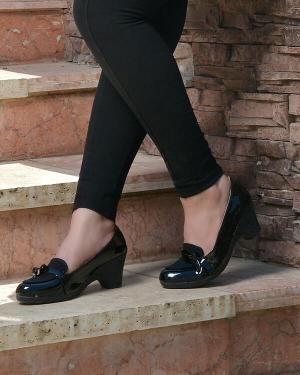 کفش زنانه ورنی مدل 8531-تصویر 3