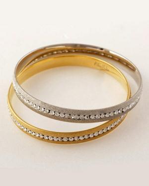 دستبند النگویی Crystal-تصویر 2