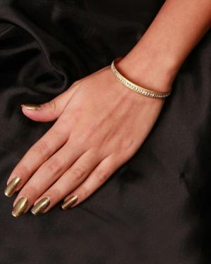 دستبند النگویی Crystal-تصویر 3