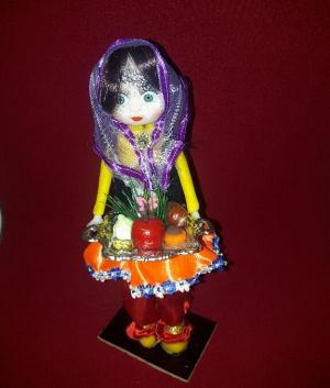 عروسک سفره هفت سین