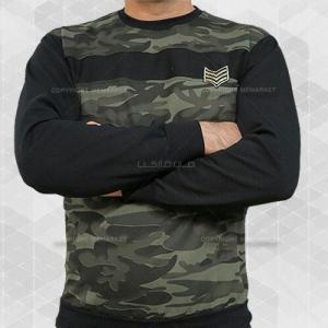 تی شرت مردانه طرح چریکی (سبز)