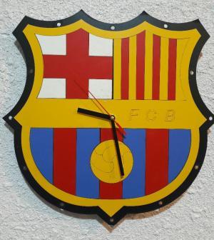 ساعت بارسلونا