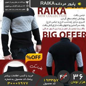 پلیور مردانه RAIKA-تصویر 2