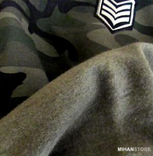 بلوز مردانه طرح ارتشی-تصویر 4