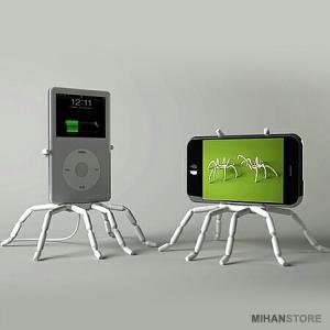 نگهدارنده عنکبوتی موبایل - Spider Grip-تصویر 5