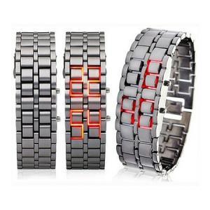 ساعت LED مدل Iron Samurai
