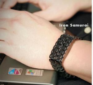 ساعت LED مدل Iron Samurai-تصویر 4