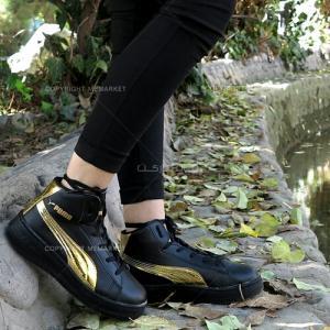 كفش ساق دار دخترانه puma-تصویر 2