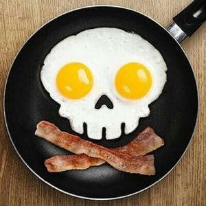 قالب تخم مرغی شکل دار
