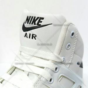 كفش ساق دار سفید NIKE AIR-تصویر 2