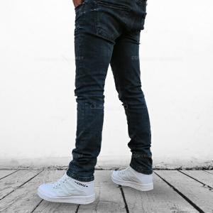 كفش ساق دار سفید NIKE AIR-تصویر 5