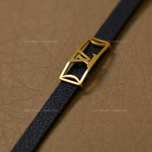 دستبند چرم طرح LV-تصویر 3