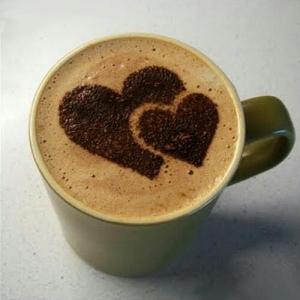 شابلون تزئین قهوه-تصویر 2