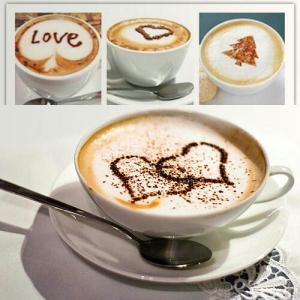 شابلون تزئین قهوه-تصویر 4
