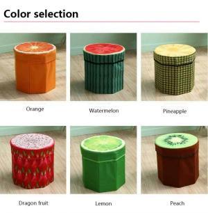 صندلی جمع شونده سه بعدی طرح میوه-تصویر 3