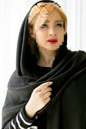 روسری زیپی