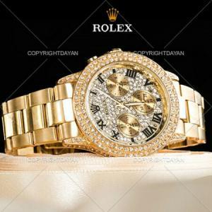 ساعت مچی Rolex مدل Blatten