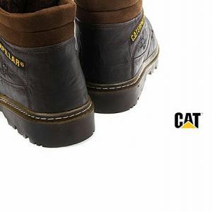 نیم بوت مردانه cat-تصویر 3