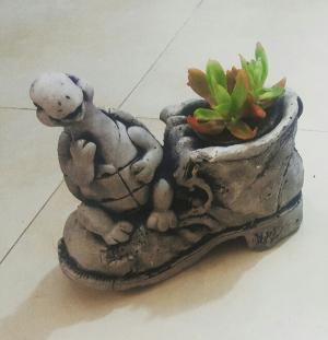 حراج پنج عدد گلدان طرح کفش ۲۰ % تخفیف-تصویر 5