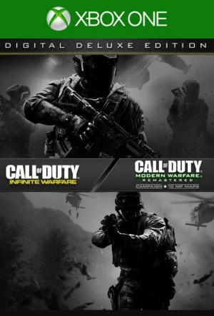 Call Of Duty INFINITE WARFARE: DELIXE E