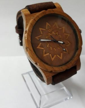 ساعت مچی چوبی-تصویر 5