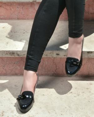 کفش ورنی زنانه-تصویر 4