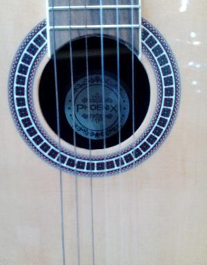 گیتار کلاسیک fhoenix-تصویر 3