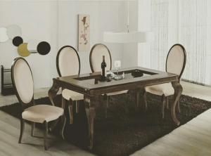 میز نهار خوری مدل یاس