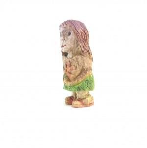 آدمک چوبی ، مجسمه چوبی ، دختر چوبی ، دخترک چوبی-تصویر 2