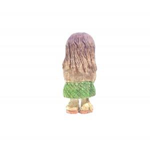 آدمک چوبی ، مجسمه چوبی ، دختر چوبی ، دخترک چوبی-تصویر 5