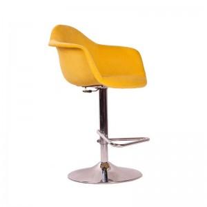صندلی اپن پایه گردان مدل ایزی کد ET51 استیل هامون-تصویر 3