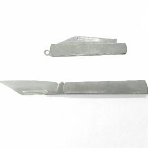 چاقو فلزی تاشو zhongzhi