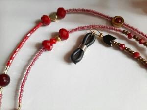بند عینک قرمز _ولنتاین با ارسال رایگان-تصویر 4