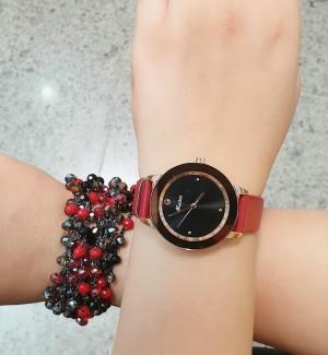 ست دستبند و ساعت
